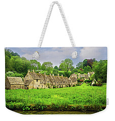 Countryside Cottages Weekender Tote Bag