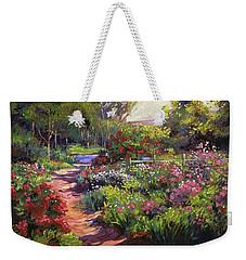 Countryside Gardens Weekender Tote Bag