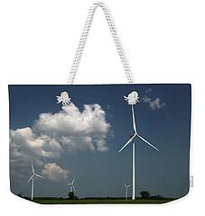 Countryside Turbines Weekender Tote Bag