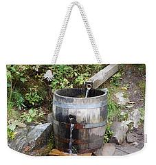 Countryside Water Feature Weekender Tote Bag