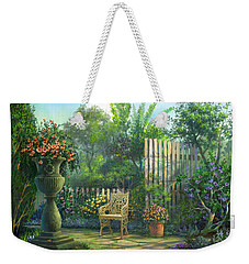 County Contrasts Weekender Tote Bag by Michael Humphries