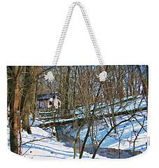 County Field House Weekender Tote Bag