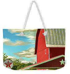 County G Classic Station Weekender Tote Bag by Trey Foerster