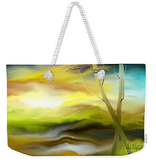Couple Weekender Tote Bag by Rushan Ruzaick