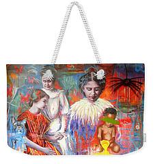 Courage- Large Work Weekender Tote Bag