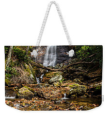Courthouse Falls Weekender Tote Bag
