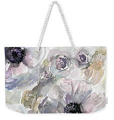 Courtney 1 Weekender Tote Bag by Arleana Holtzmann
