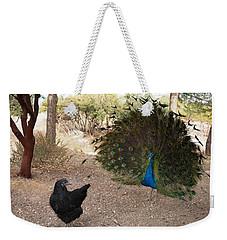 Courtship Weekender Tote Bag