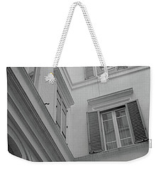Courtyard In Rome Weekender Tote Bag
