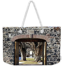 Cove Fort, Utah Weekender Tote Bag by Cynthia Powell