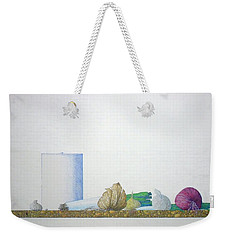 Coventry Weekender Tote Bag by A  Robert Malcom