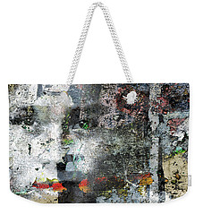 Cover Up #3 Weekender Tote Bag by Ed Hall