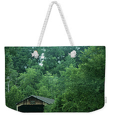 Covered Bridge 1 Weekender Tote Bag