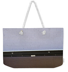 Covered Parking Weekender Tote Bag