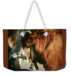 Cow Beautiful - Weekender Tote Bag