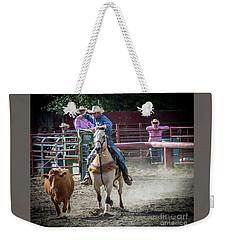 Cowboy In Action#2 Weekender Tote Bag