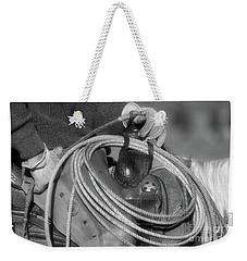 Cowboy Life Weekender Tote Bag