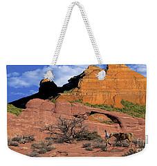 Cowboy Sedona Ver 2 Weekender Tote Bag