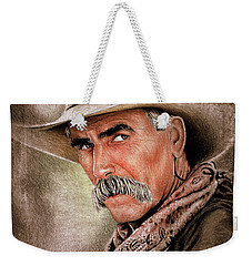 Cowboy Version 3 Weekender Tote Bag