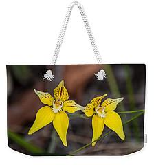 Cowslip Orchid Australia Weekender Tote Bag