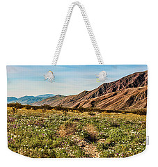 Coyote Canyon Meadow View Weekender Tote Bag