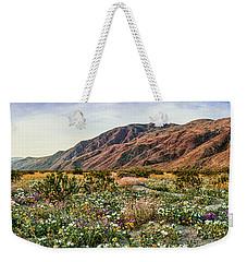 Coyote Canyon Sweet Light Weekender Tote Bag
