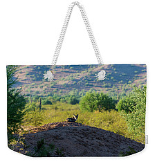 Coyote Hill Weekender Tote Bag