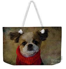 Cozy Sadie Weekender Tote Bag