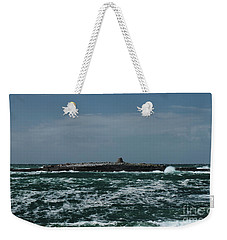 Crab Island Weekender Tote Bag