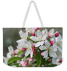 Crabapple Blossoms 12 - Weekender Tote Bag
