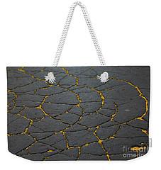 Cracked #11 Weekender Tote Bag