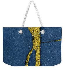 Cracked #3 Weekender Tote Bag