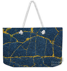 Cracked #5 Weekender Tote Bag