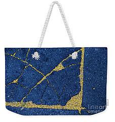 Cracked #8 Weekender Tote Bag