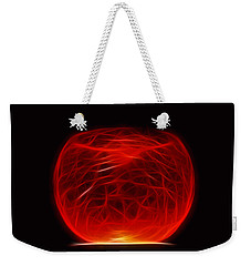 Cracked Glass 2 Weekender Tote Bag