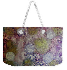 Cracked Lights Weekender Tote Bag