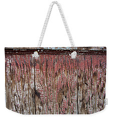 Cracked Paint Weekender Tote Bag