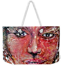Cracked Soul Weekender Tote Bag