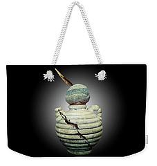 Crackpot Ninja Warrior From Maine Weekender Tote Bag