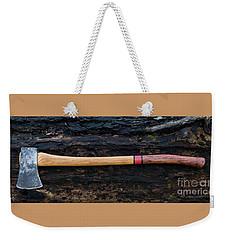 Craftsman Boys Axe - D001017 Weekender Tote Bag