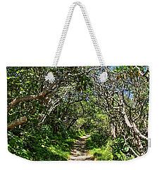Craggy Gardens Walkway Weekender Tote Bag
