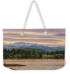 Weekender Tote Bag featuring the photograph Craig Bay by Randy Hall
