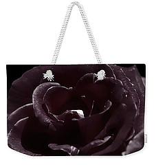 Cranberry Rose Weekender Tote Bag