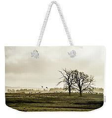 Crane Hill Weekender Tote Bag by Torbjorn Swenelius