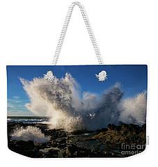 Crash Landing Weekender Tote Bag