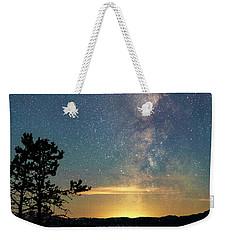 Crater Lake Milky Way Weekender Tote Bag