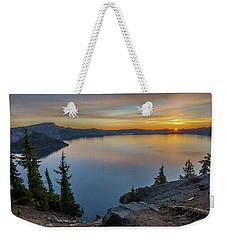 Crater Lake Morning No. 2 Weekender Tote Bag