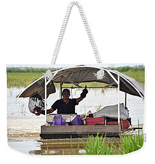 Weekender Tote Bag featuring the photograph Traditions by John Glass