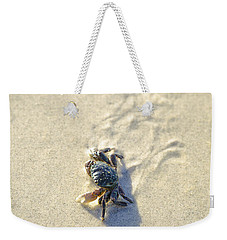 Crawling Back To You Weekender Tote Bag