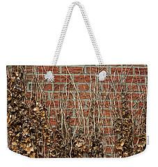 Crawling Ivy Vines Weekender Tote Bag